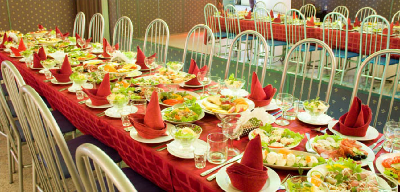 Kimaya catering service for Catering companies